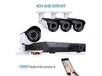 dome security kit cctv camera
