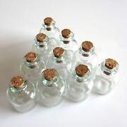Small Glass Vials
