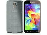 Samsung Galaxy S 5 Unlocked Like New Warranty & Shop Receipt