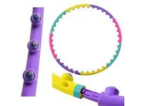 Hula Hoop fitness weighted to lose weight