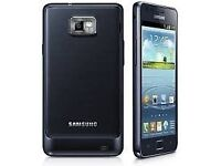 Samsung Galaxy S 2 GT-I9100 - 16GB - Noble Black (unlocked) Smartphone