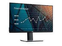 DELL P2719H Full HD 27'' LCD Monitor - Black