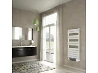 Electric Towel Rail with Fan Heater BRAND NEW