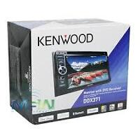 Kenwood, Bluetooth, DVD DCA IPOD, IPHONE ...,Garante un ans