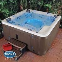 Hot Tub hook ups at reasonable prices