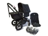 Bugaboo cameleon Denim Red Limited Edition
