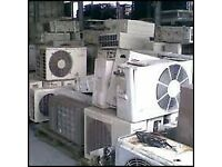 Wanted SCRAP METAL Ac Units/Cooper/Brass/Lead/Cables...Free collection ALL LONDON AREAS