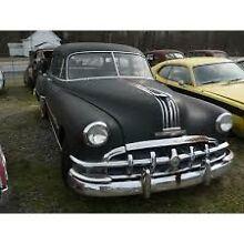 Pontiac,1949, 1950, 1951, 1952, 1953, 1954 Sedan or Coupe Devonport Devonport Area Preview