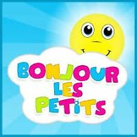 FRENCH TUTOR FOR KIDS!