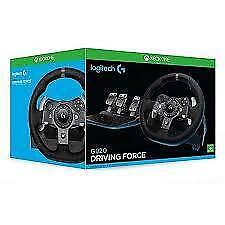 Logitech G920 Driving Force Steering Wheel