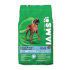 IAMS DOG FOOD / BRAND NEW