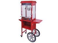 Popcorn Machine HIRE only - South Yorkshire Event/Fete Party Wedding Birthday Barbeque Equipment