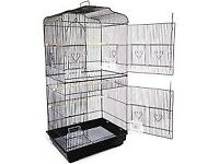 Bird/ parrot cages x 3 ideal for small birds or parrots in vgc £30 each
