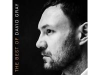 2 x Tickets David Gray concert 17/12/16 at Sage Gateshead