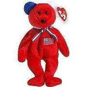 America Beanie Baby