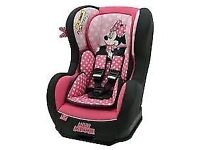Disney Minnie Mouse Cosmo SP Luxe Group 0-1 Car Seat