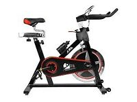 Brand New Never Used, Set Up Indoor Cycling exercise bike