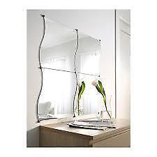 Total 6 KRABB Mirror 44 x 40 cm - IKEA KRABB Mirror IKEA for 20