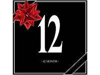 1 year gifts openbox skybox mag box 254 256 q box tx 3 amiko combo zgemma cable box
