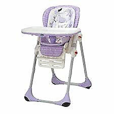 polly ajustable high chair complete
