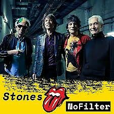 The Rolling Stones & Liam Gallagher - 22 May (General Admission)
