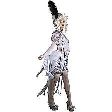 UNHAPPILY EVER AFTER MARIE ANTOINETTE FANCY DRESS OUTFIT 14/16 GREAT FOR HALLOWEEN