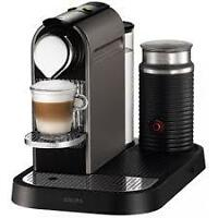 Nespresso Citiz and Milk (new)