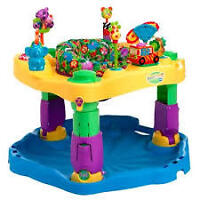 Evenflo Mega Exersaucer, Gently used, Very Clean