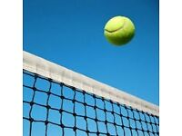 Tennis coaching for beginners and intermediate players