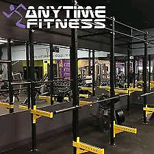Anytime fitness membership for sale
