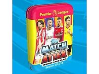 Match Attax premier league 2017/2018