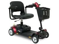 GOGO Elite Traveller LX Mobility Scooter (Ex Display Model)