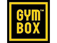 GYMBOX Stratford discounted 3 months membership £57 per month