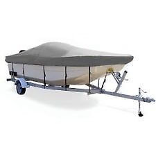 Boat cover 22ft bow rider Grey , as new