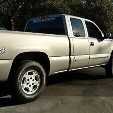 99-2006 GM Parts wanted: fender flares