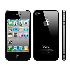 iPhone 4S 16GB Unlocked Good Condition in Black with Warranty!
