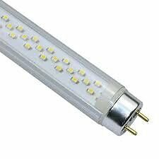 LED Tube conversion for fluorescent fittings