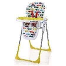 "Cosatto foldable high chair ""rev it up"""