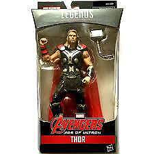 MARVEL LEGENDS Avengers Age of Ultron - Thor New in Box