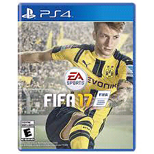 Fifa 17 Brand New Sealed (ps4)