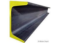 8 x 4 heavy walled channel iron 90 x 200 mm 3and a half feet long 1090 mm
