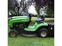 Master Cut 76 sit on lawn mowers