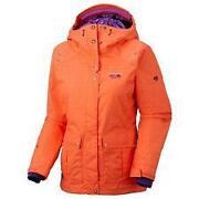 Womens Mountain Hardwear Jacket