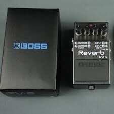 RV 6 REVERB BY BOSS IN BOX (BRAND NEWin West End, LondonGumtree - Diverse, Highly Musical Reverb Effects At Sweetwater, we quickly discovered that the BOSS RV 6 is a great way to add reverb to your pedalboard. Its as easy as selecting a sound mode and tweaking a few knobs. The RV 6 takes advantage of cutting edge...