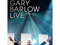 Gary Barlow at the Perth Concert Hall