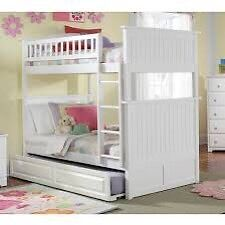 Kids Solid King Single Bunk Bed Parkinson Brisbane South West Preview