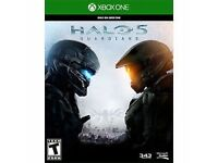 Halo 5 - Guardians (Xbox One) Brand New / Factory Sealed