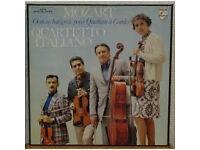Mozart complete String Quartets Quartetto Italiano