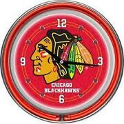 Chicago Blackhawks Neon Sign