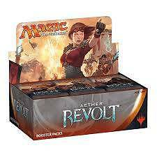 Aether Revolt Booster Box + Rares Capital Hill South Canberra Preview